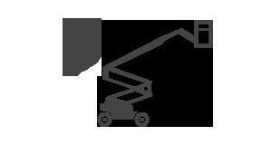 Luibl Lift - Gelenkteleskop Bühnen Diesel