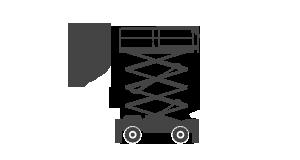 Scherenbühnen Diesel