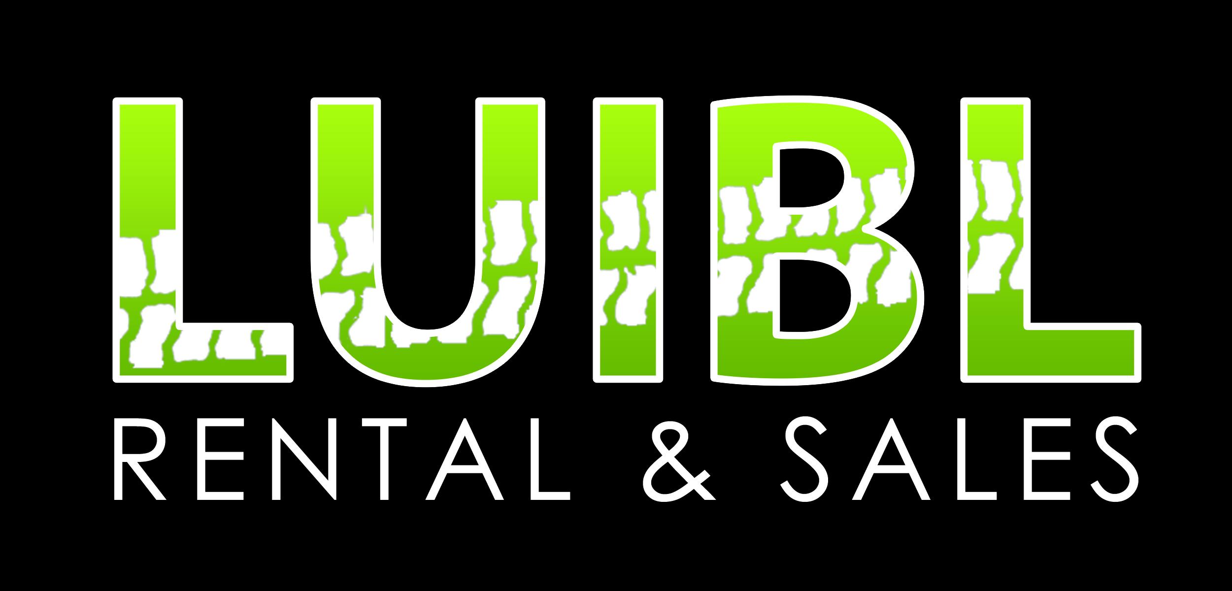 Logo Luibl Rental & Sales