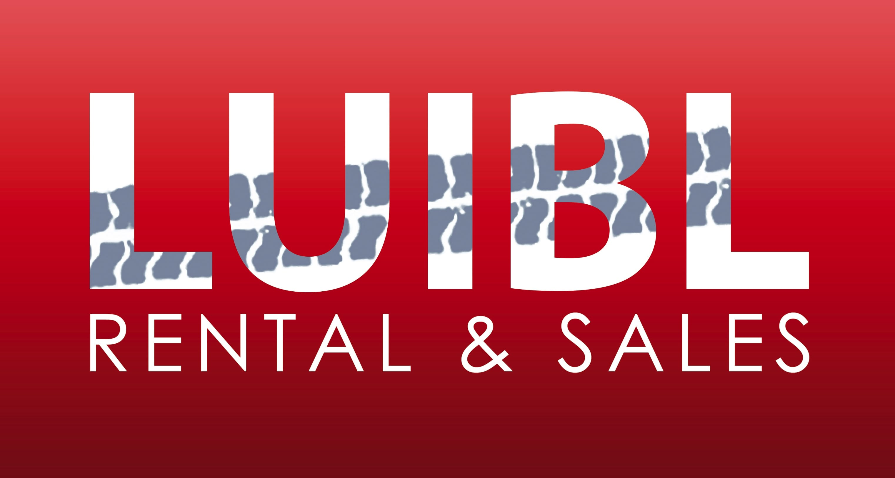 Logo Luibl Rental & Sales